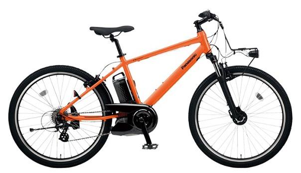 電動アシスト自転車 スポーツタイプ