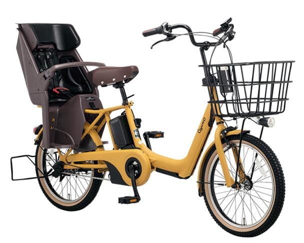 電動アシスト自転車 子ども後乗せ