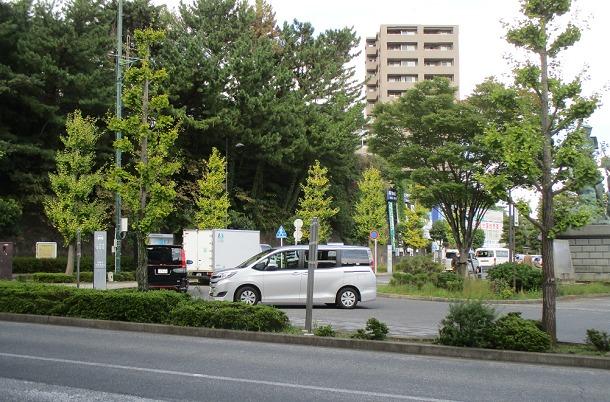 小田原駅西口一般車乗降場