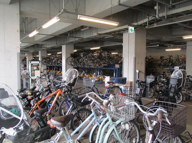 二子玉川駅(東口)第3駐車場②